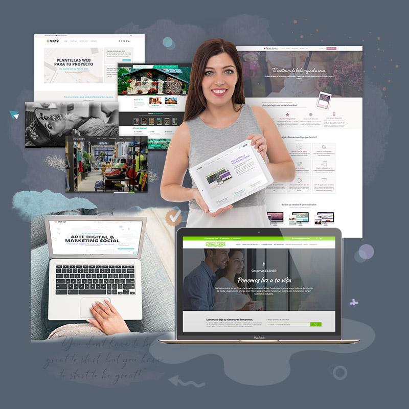 Diseño web en Talavera de la Reina
