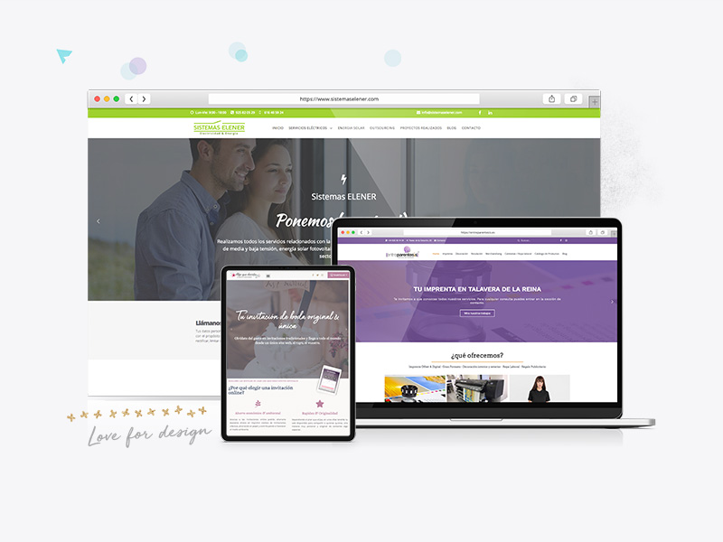 VK19 Diseño de páginas web y branding digital