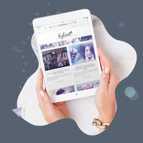 Diseño de blogs profesionales en Talavera