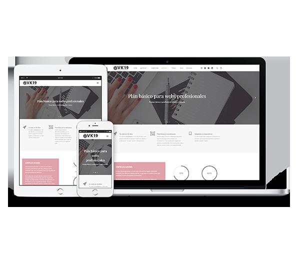 Diseño web responsive en Talavera